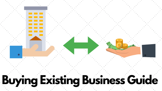 buying existing business guide