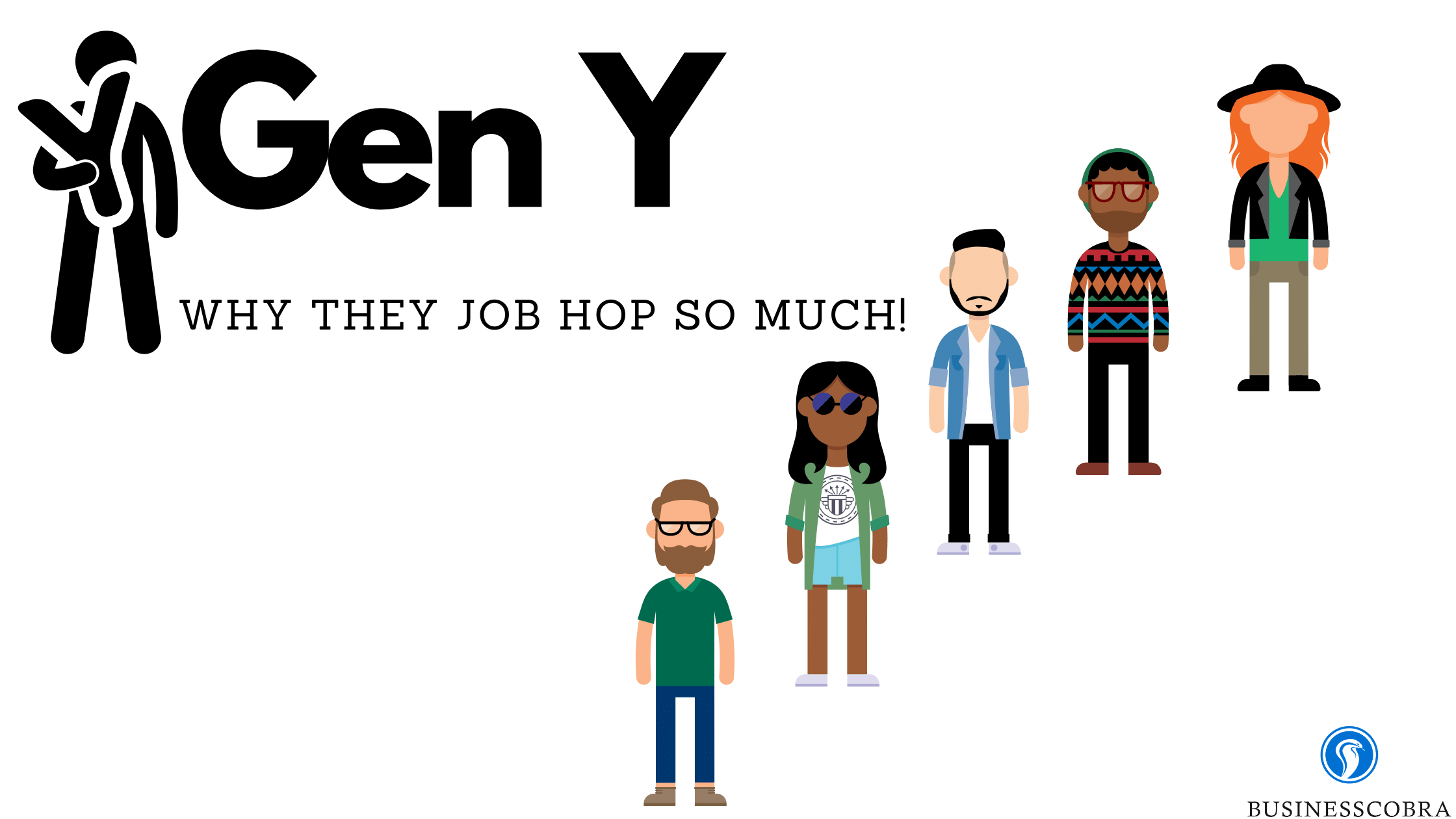 Gen Y Job hopping