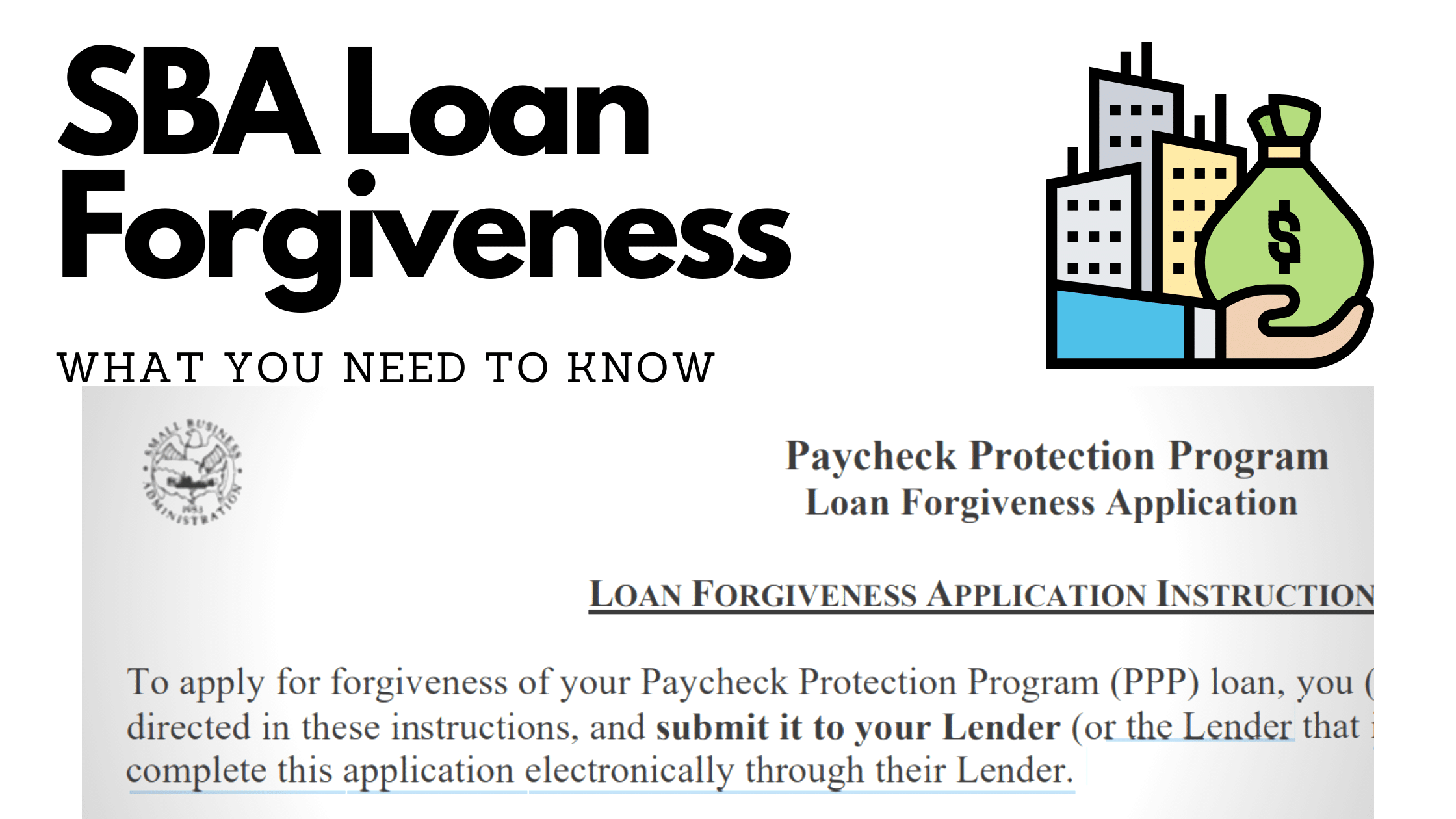 SBA Loan Forgiveness
