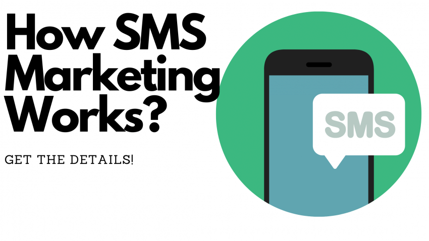 How SMS Marketing Works_